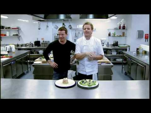 Chris Moyles on Cookalong: Live (Part 5 of 6) (Fri 18 Jan 2008)