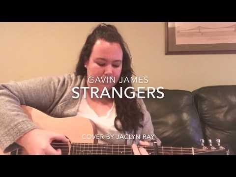 Strangers ~ Gavin James Cover by Jaclyn Ray mp3