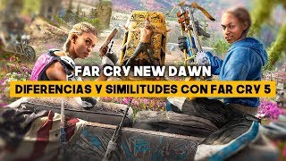 FAR CRY NEW DAWN: Diferencias y similitudes con Far Cry 5