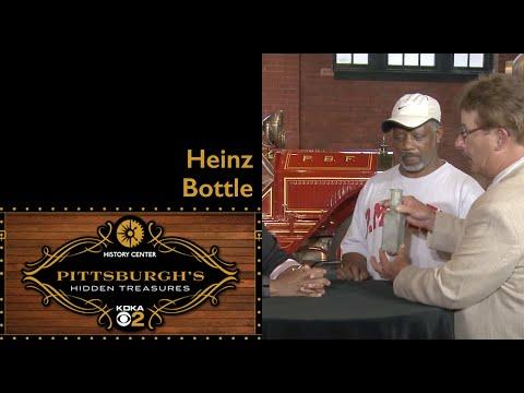 Heinz Bottle | Pittsburgh's Hidden Treasures