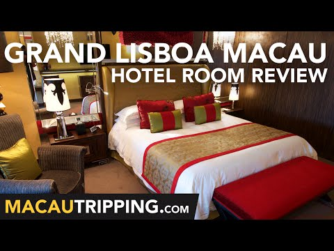 Room Rundown: Grand Lisboa #2770 - MacauTripping.com