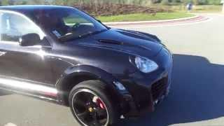 Porsche Cayenne Magnum Thumbnail