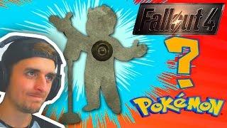¿¡CUÁL ES ESTE POKEMON...!? | Fallout 4 Gameplay Pc