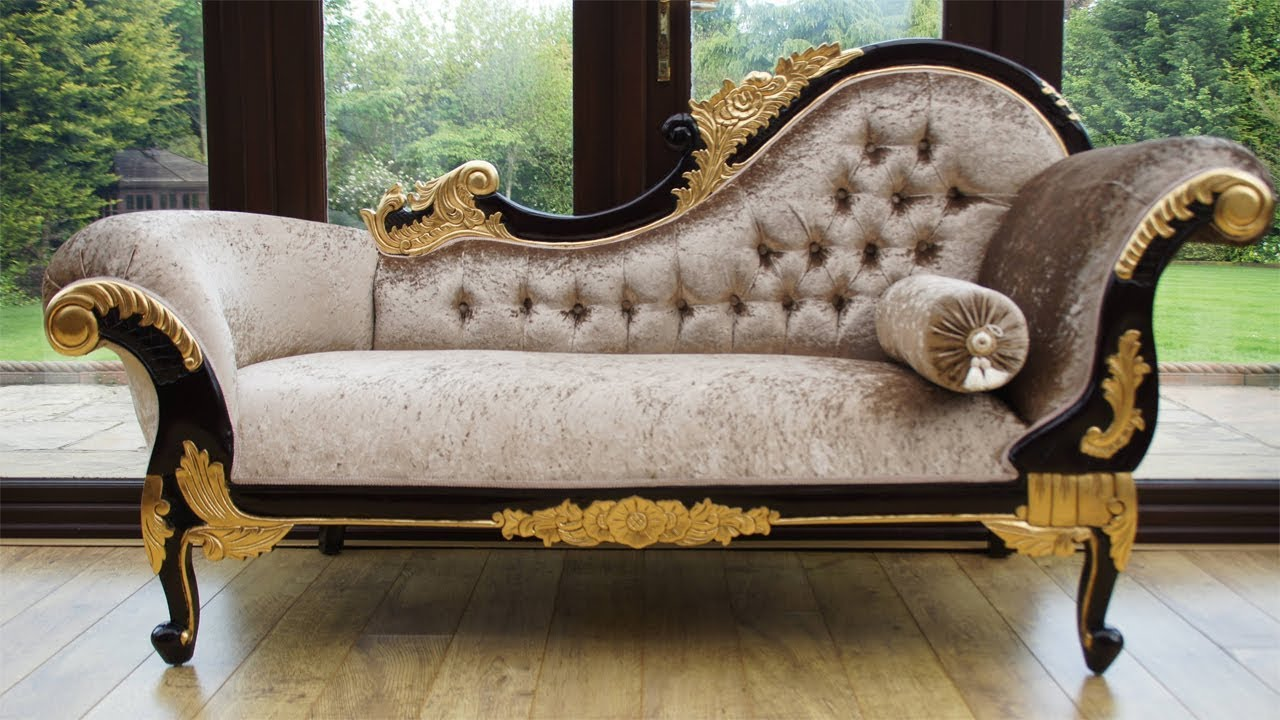 Red Chesterfield Sofa Velvet Divan Sofa Set Designs In Pakistan And India - Wooden
