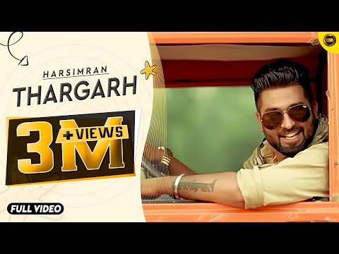 THARGARH || HARSIMRAN || Full Official Video || Yaar Anmulle Records 2015 ||