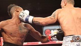 Frank Galarza Knocks Out John Thompson - ShoBox