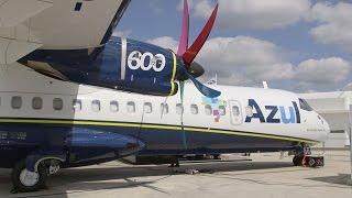 New ATR Giugiaro Cabin Designs Boost Airline Passenger Comfort Standards – AINtv