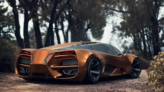 World's Top 10 Best Looking Super Cars
