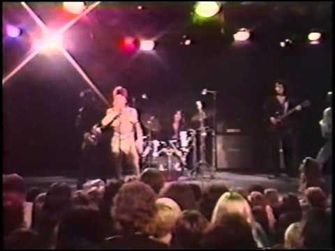 David Bowie - the jean genie  (marquee club) (live) 1973