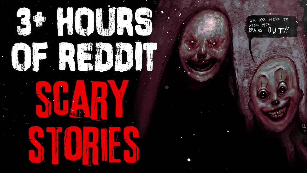 3+ Hours Of Reddit Scary Stories To Listen To At 2:52 AM