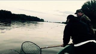 Рыбалка 21 июля 2017. Ловим сома и сазана.