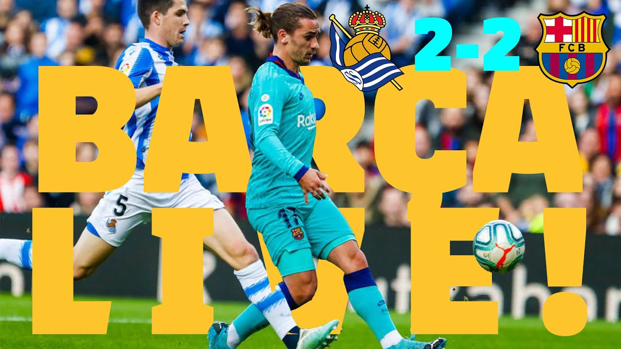 Real Sociedad vs. Barcelona Live Stream, La Liga, Schedule, TV ...