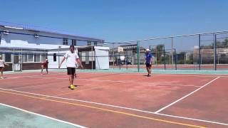 Товарищеская игра в волейбол :Фортуна - Мытищи(Футбольный клуб Фортуна это спортивный клуб для всех желающих стать хорошим футболистом,мы обучаем малыше..., 2015-07-27T16:19:25.000Z)