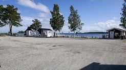 Wohnmobilstellplatz im malerischen Stocka in Schweden