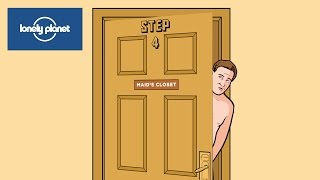 How to survive getting locked out...naked - Lonely Planet