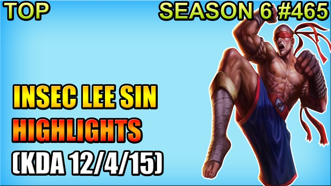 Lee Sin Pro Builds, Guides, Stats, Runes, Masteries ...