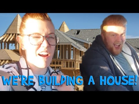 Download Youtube: WE'RE BUILDING A HOUSE!! (Day 390)