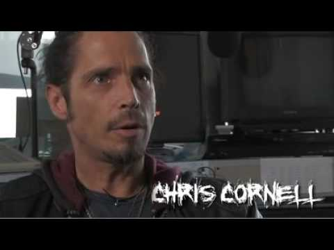 Chris Cornell Pt 2 - Helping a friend come to terms with cancer