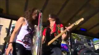 Aerosmith - Back In The Saddle (Live From Another Dimension in Boston!)