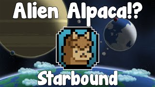 Alien Alpaca Suit & Coordinates!? - Starbound Guide Unstable/Nightly Build