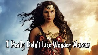 Why WONDER WOMAN Sucks!
