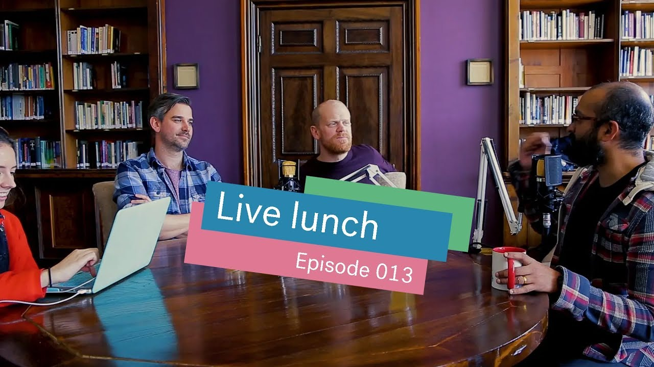 On Jesus' Kingdom | #Livelunch episode 13 Cover Image