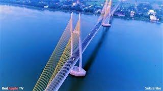 Neak Loeung Bridge - The Longest Bridge in Cambodia