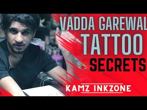 kamz inkzone world | Vadda Grewal | Divinya Inkzone | Tattoo