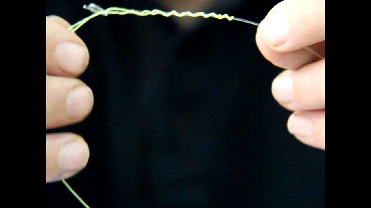 Узлел для шоклидеров Mahin Leader Knot (морковка)