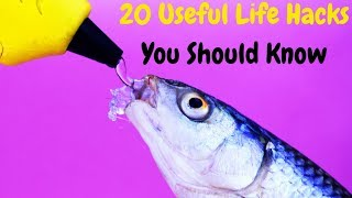20 Awesome Hot Glue Gun Life Hacks Compilation
