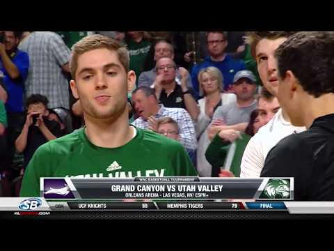 Utah Valley squares off against Grand Canyon