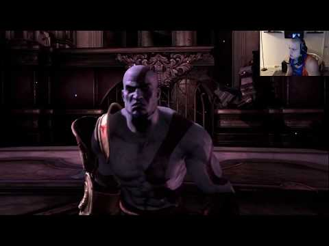 Tyler1 Plays God of War III: Remastered (Part 10) (END) [VOD: July 28, 2017]