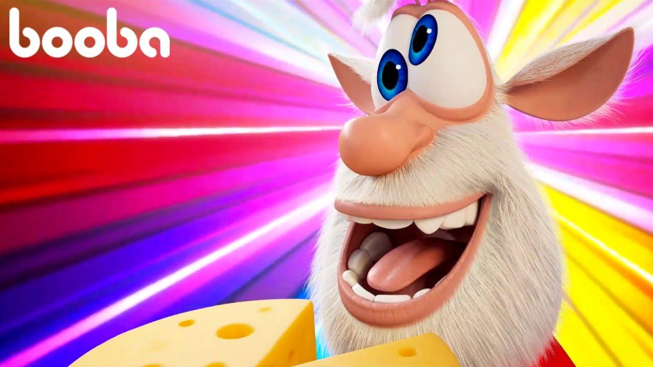 Booba - Cheese Mania 🧀 Cartoon for kids Kedoo ToonsTV