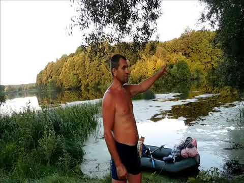 8 По реке Сейм от Льгова до Рыльска 4 дня на природе Фильм восьмой Автор Юрец В