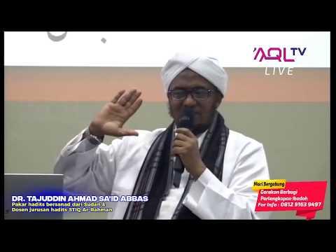 Seminar Nasional | DR. Tajuddin Ahmad Baid Abbas