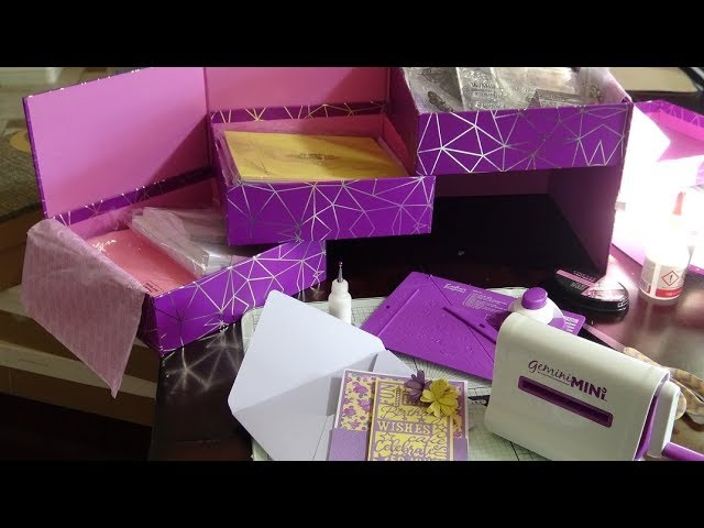 Crafters Companion ULTIMATE PRO  Card Envelope Trimmer  Multi Craft Board Box