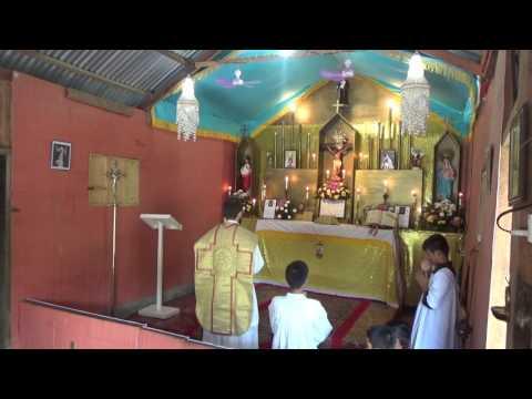 Traditional Latin Mass in Hindang, Leyte - January 14, 2017
