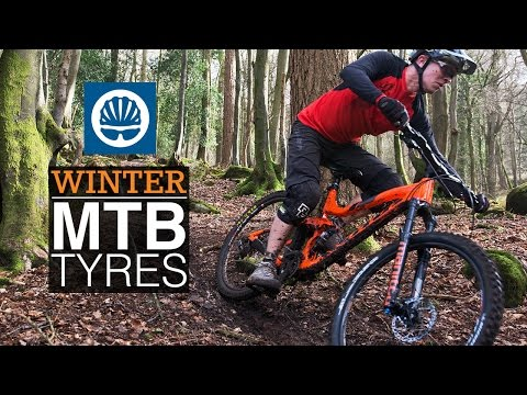 Upgrade Clinic - Winter MTB Tyres
