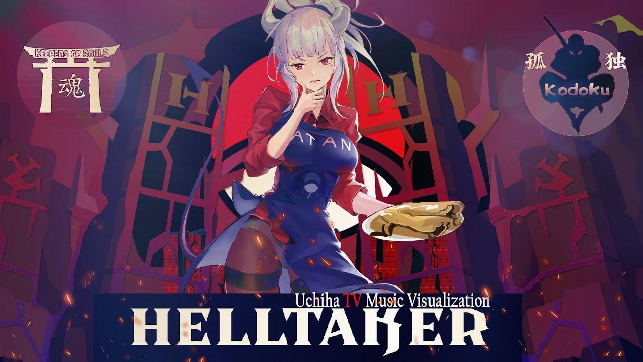 Helltaker Mmv Pls Ty Run Wild Yehme2 Remix Uchiha Tv Music Visualization Youtube