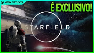 STARFIELD É EXCLUSIVO de Xbox e PC - Entenda
