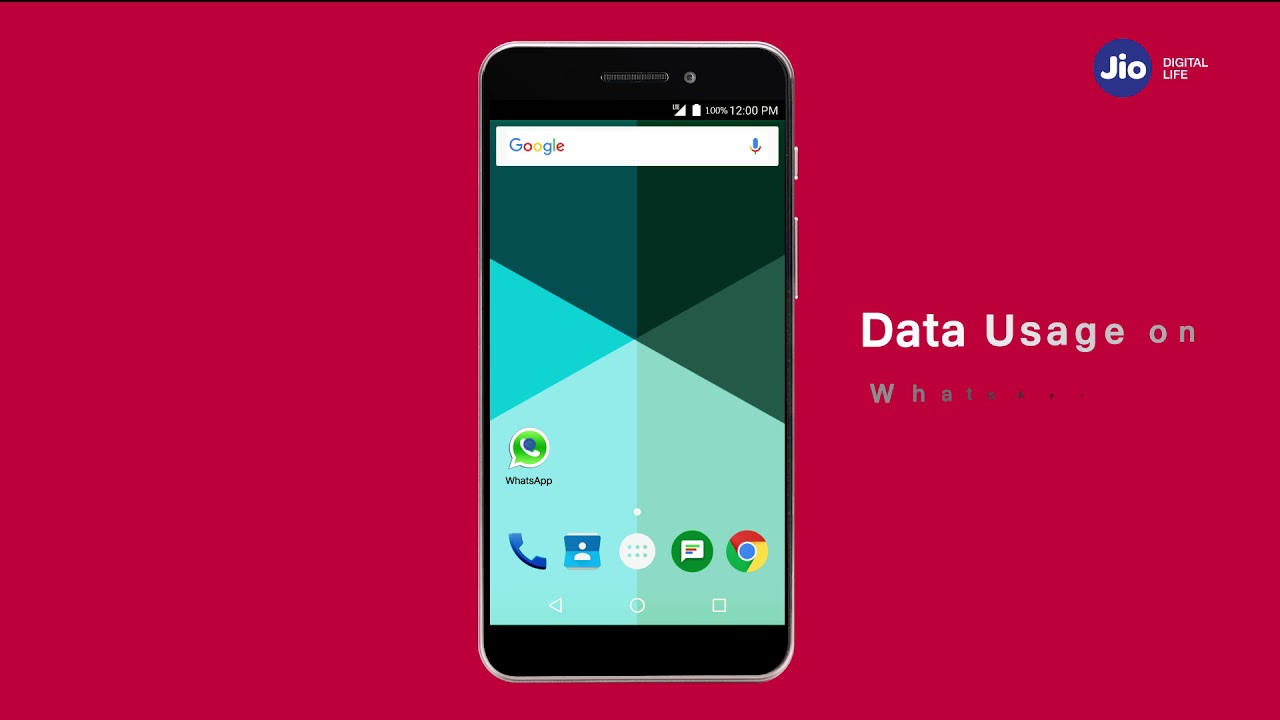 JioCare - How to Manage your Data Usage on your 4G Smartphone (English)|  Reliance Jio