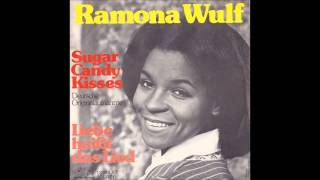 "RAMONA WULF ""SUGAR CANDY KISSES"" (Deutsche Originalaufnahme) 1975"