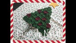 DIY – Panô de Natal (excelente para iniciantes na costura)