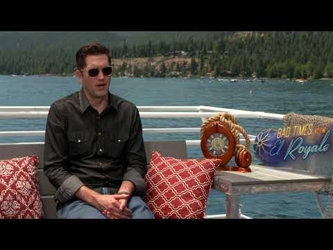 Bad Times at the El Royale Lake Tahoe Event   Drew Goddard Generic   Social.XYZ