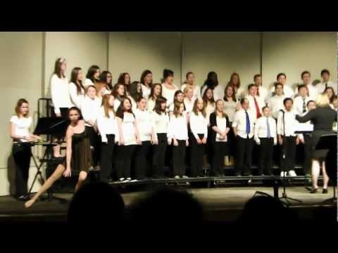 Westbrook Middle School Christmas Concert 2011 featuring And