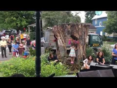 "Porchfest Ithaca 2016 Cornell University Middle Eastern Music Ensemble ""CUMEME"""