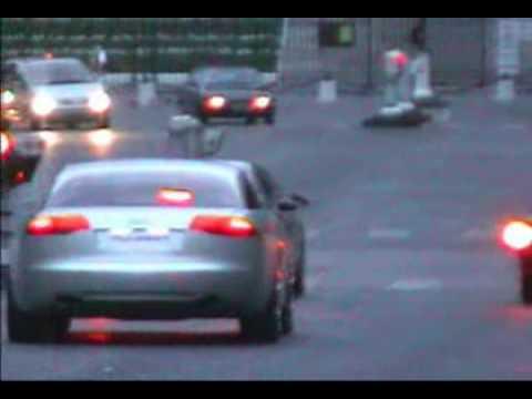 Audi Nuvolari Quattro Weltpremiere in Paris