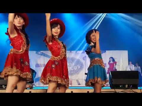 JKT48 Circus Yogyakarta @ PKKH UGM Yogya Part 2