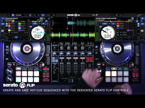 Pioneer DJ DDJ-SZ2 Official Introduction