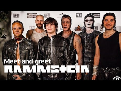 Meet and greet rammsteinflv youtube meet and greet rammsteinflv m4hsunfo Choice Image